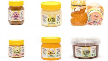 Фасованный мёд